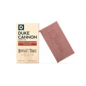 Duke Cannon Buffalo Trace Bourbon Soap