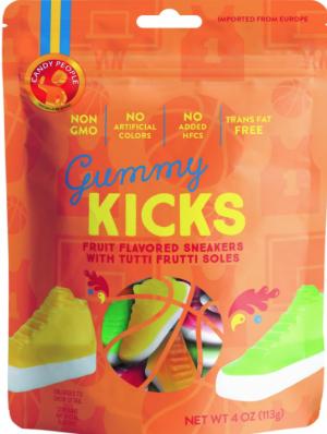 Gummy Kicks Candy