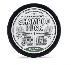 Shampoo Puck- Field Mint