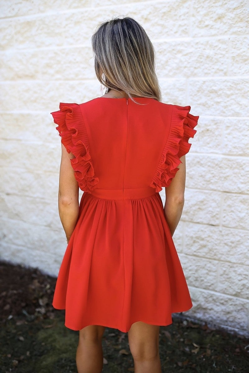 Little Firecracker Dress