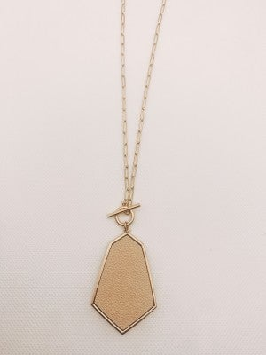 Enjoy The Moment Necklace