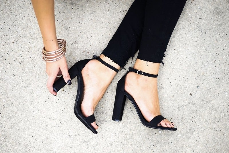Timeless Nights Heels