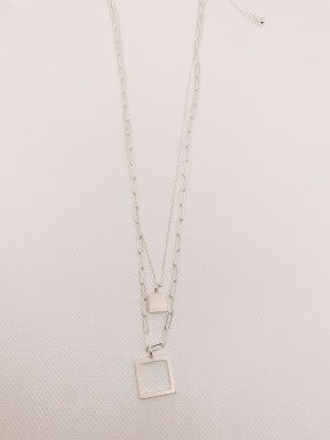 Wish You Could Necklace