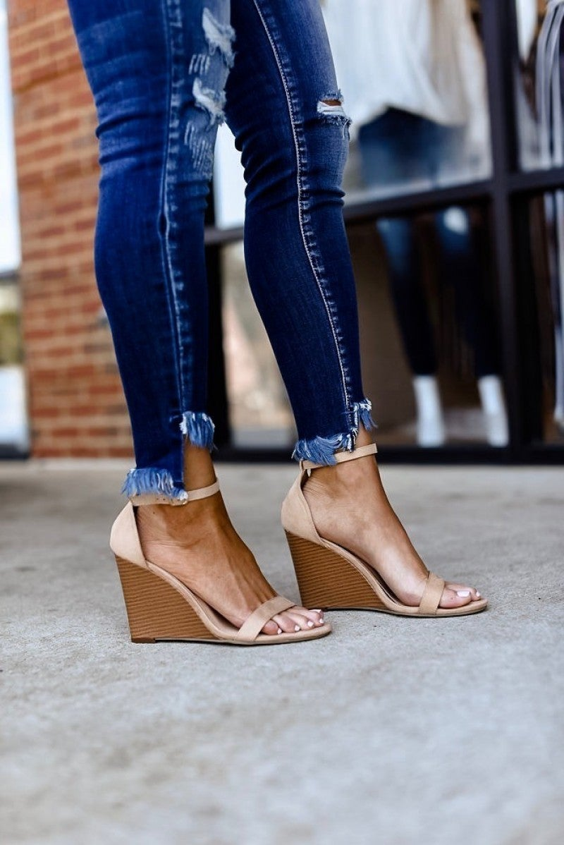 Must Be Brave Wedges