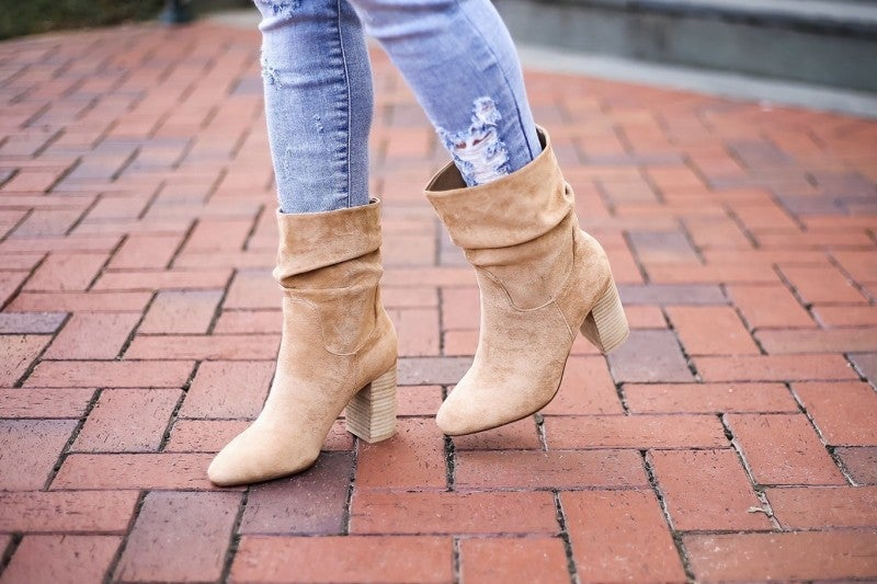 Step Up Fashion Bootie