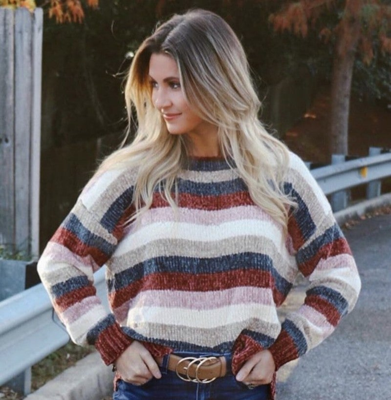 My Go To Chenille Sweater