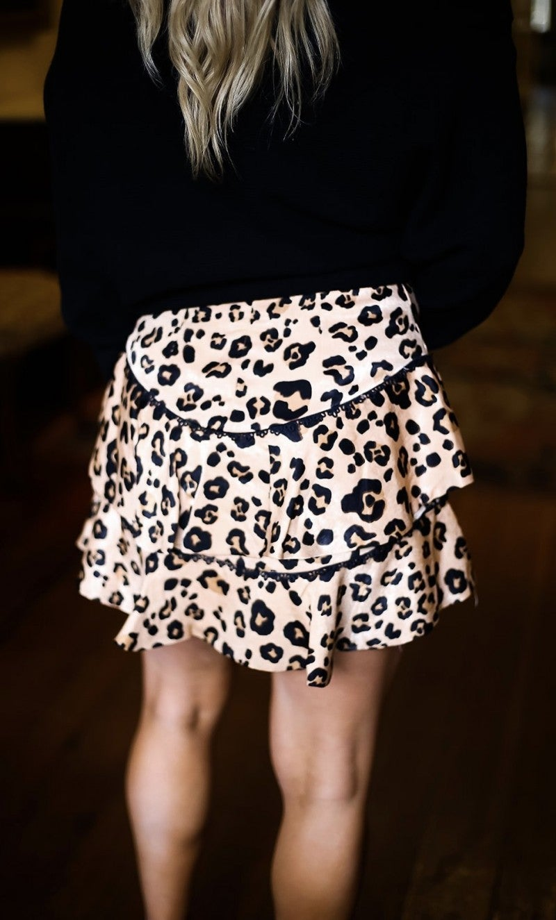 Switching Sides Skirt