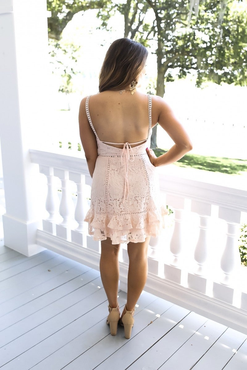 Wanna Fall In Love Dress