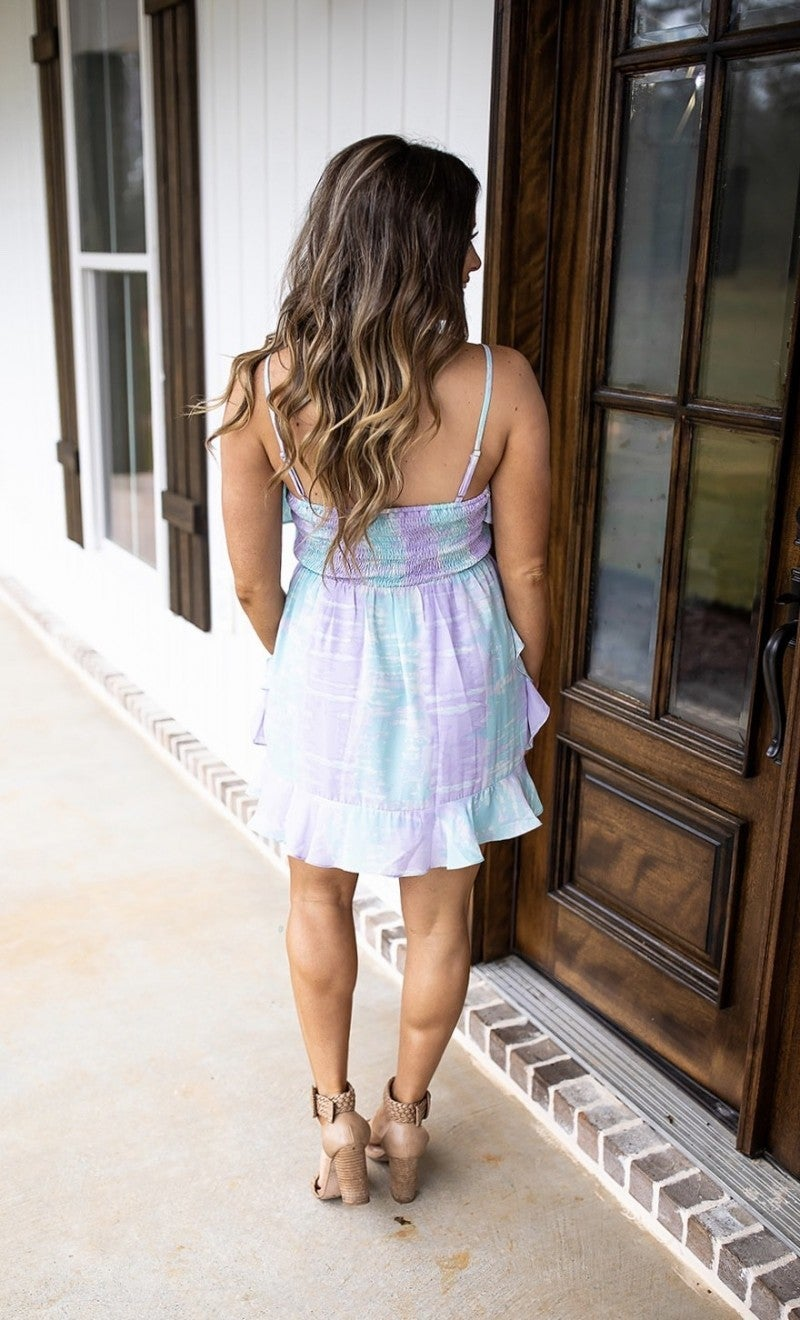 Spring In Dallas Dress
