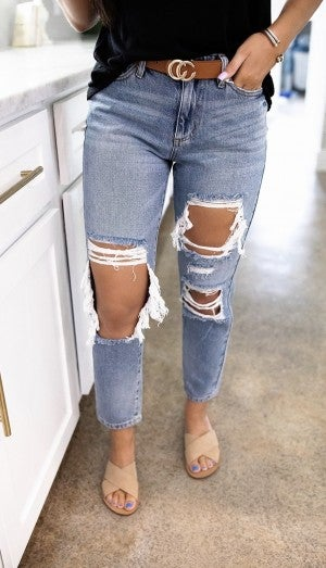 Can't Help Myself Denim