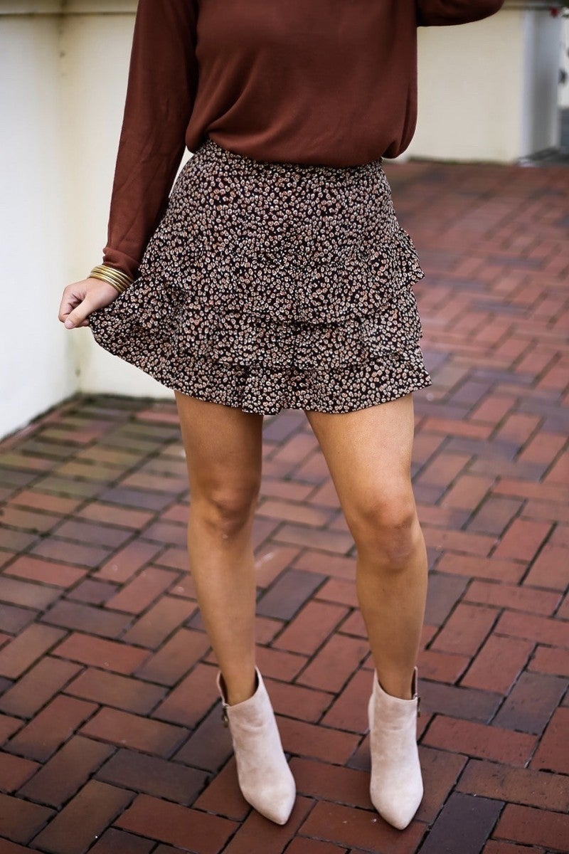 Looking Ahead Skirt