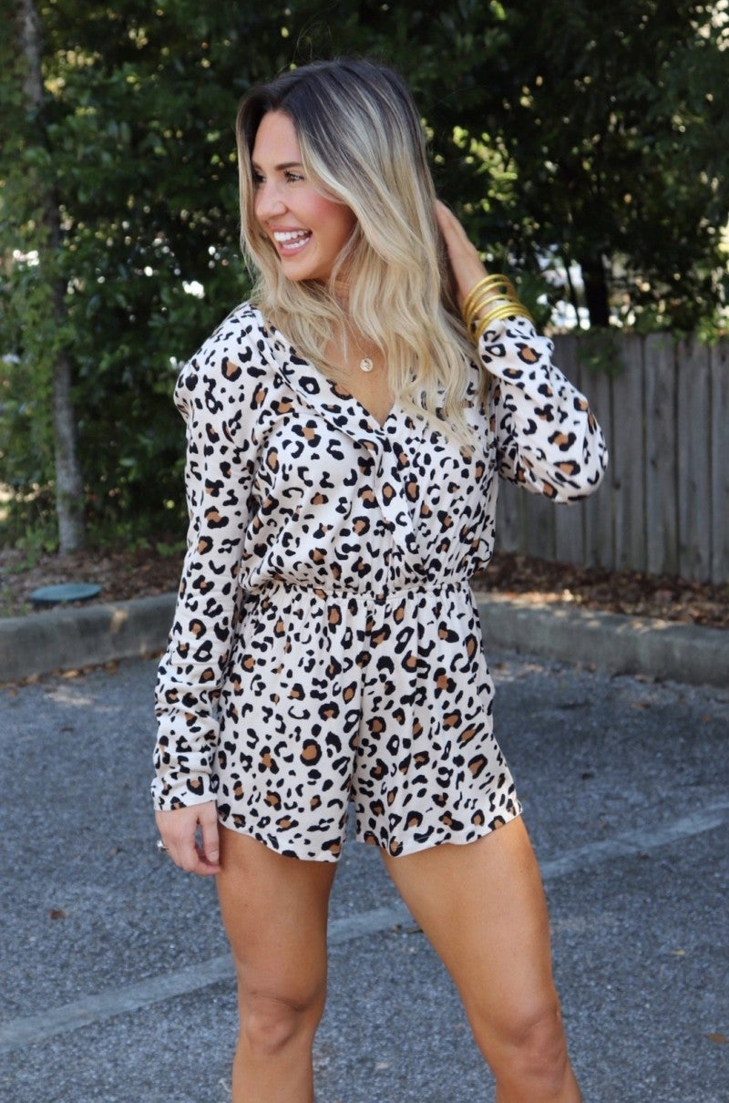 Party All Night Romper