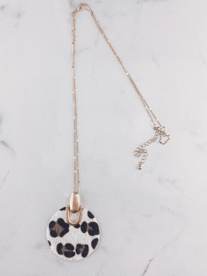 Before All Else Necklace