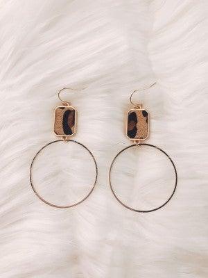 Hello Baby Earrings