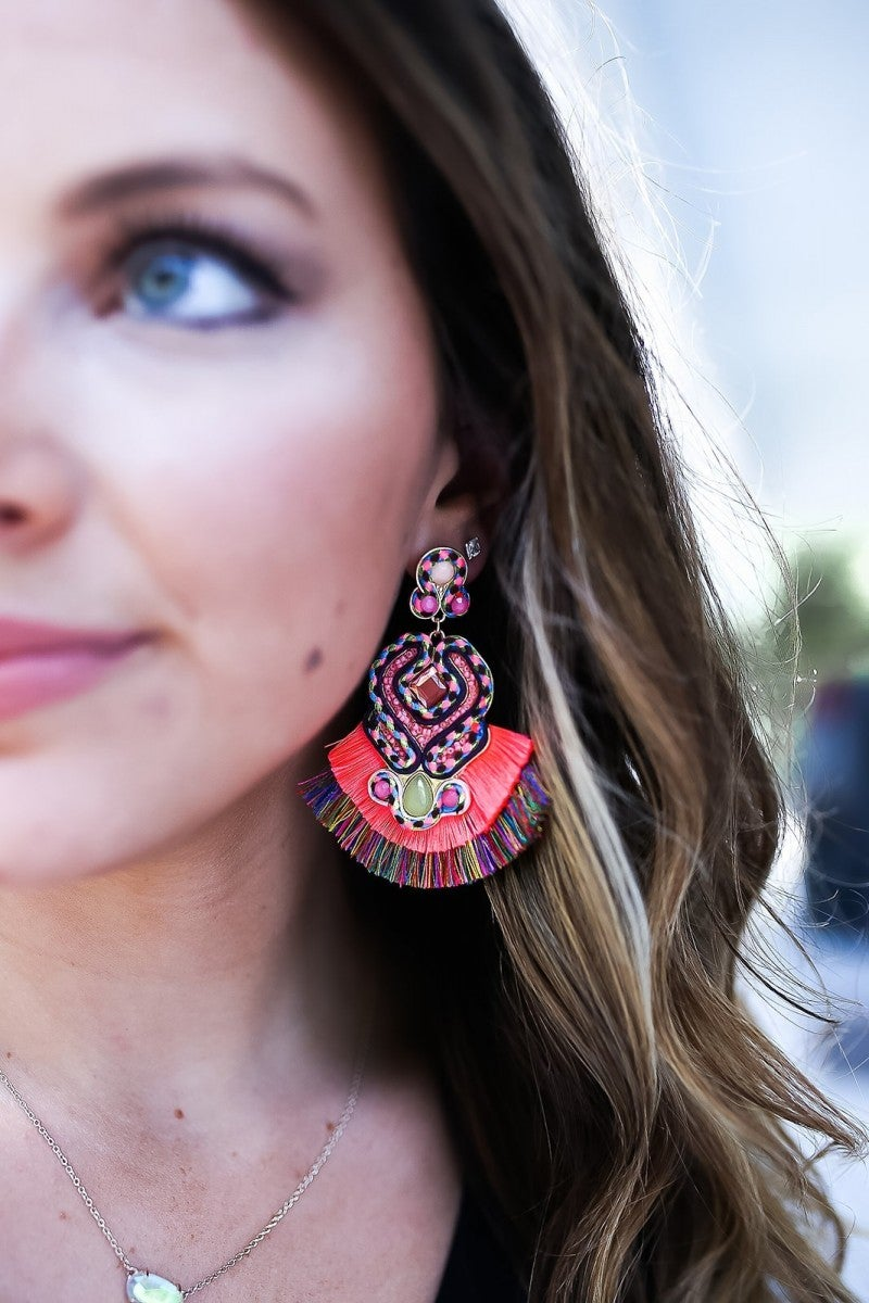 Summer Party Earrings