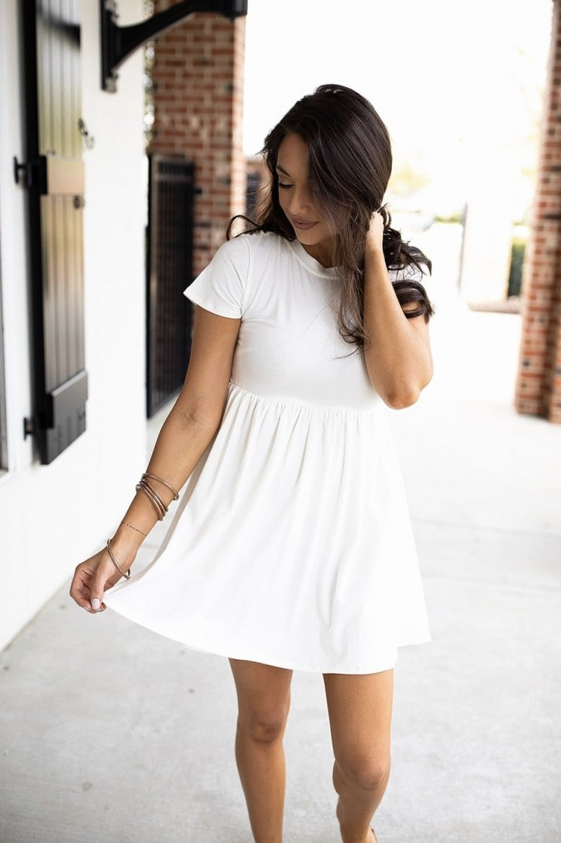Follow Me Home Dress