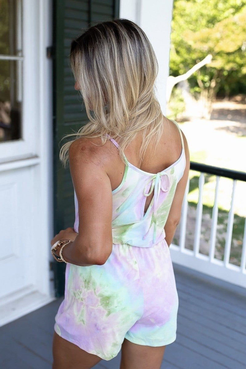 All To Myself Romper