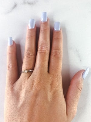 Simple and Sweet Ring