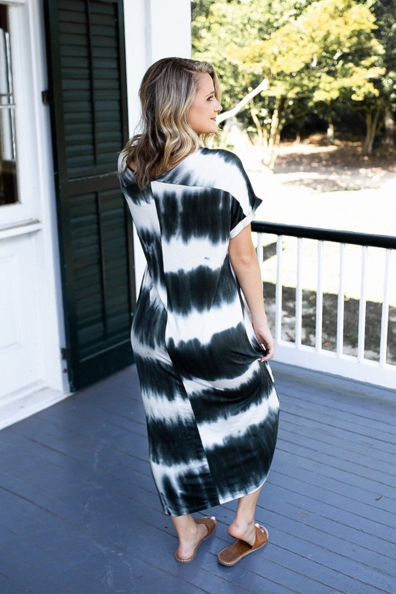 Tied To Comfort Maxi