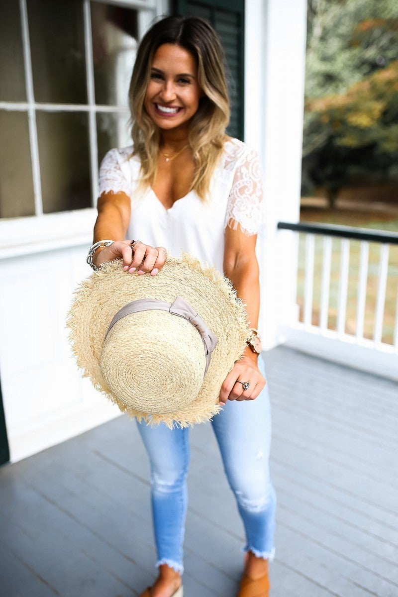 Summer Days Hat