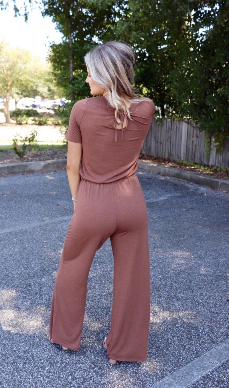 Be My Babe Jumpsuit