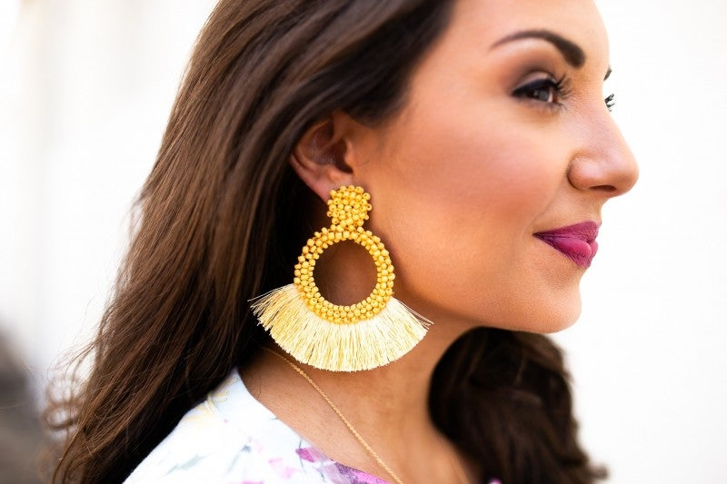 Cabanas & Cocktails Earrings