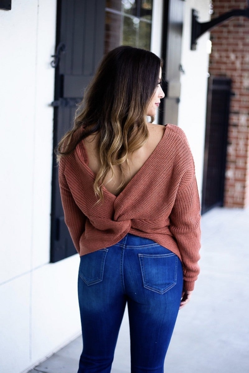 All I Want Sweater- Deal Of The Day