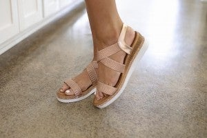 For The Look Wedge