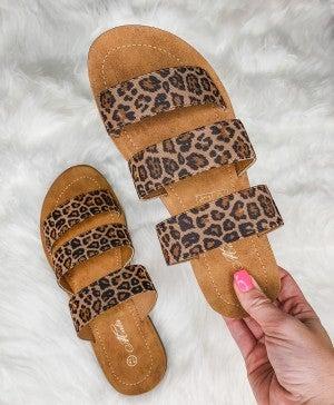 She's So Wild Sandals