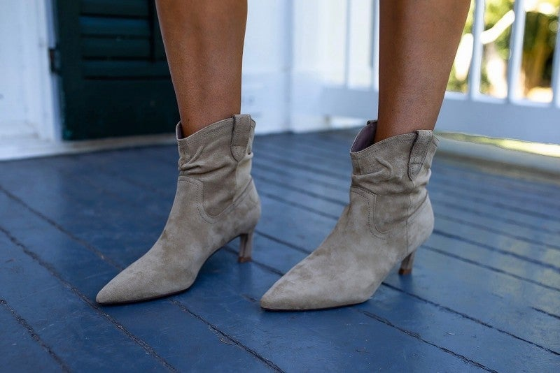 Classic Moves Booties