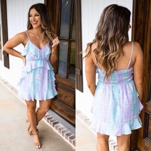 Spring In Dallas Dress