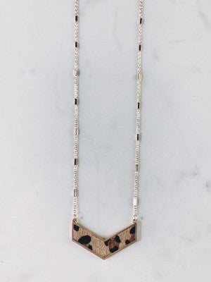 Keep The Peace Necklace