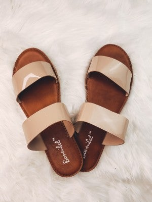 Play It Cool Sandals