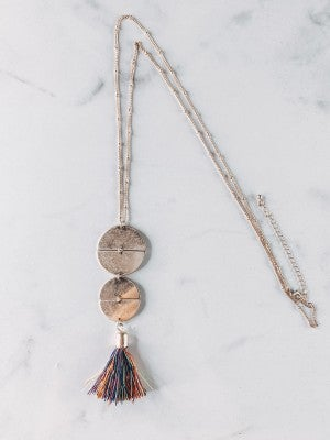 Bringin' it Home Necklace