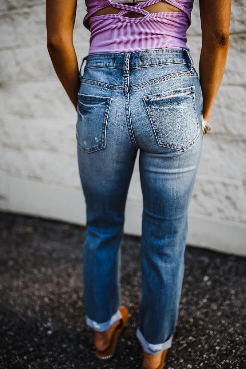 Easy Does It Denim