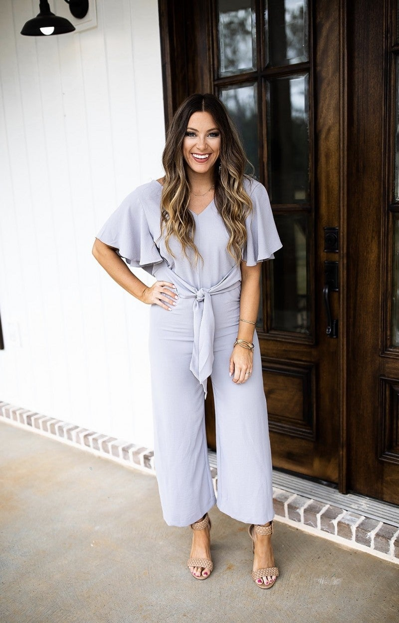 Easy to Adore Jumpsuit