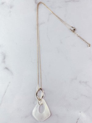 First & Last Necklace