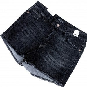 Judy Blue Black Cutoffs