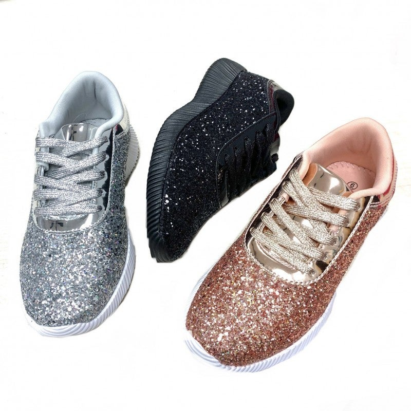 Sparkle & Shine Sneakers