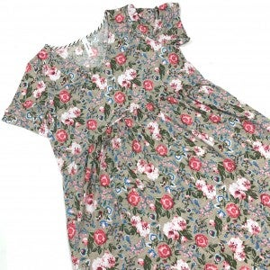 Just Call Me Beautiful Floral Dress
