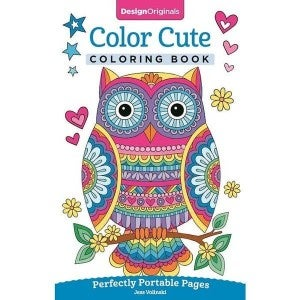 Small Adult Coloring Book
