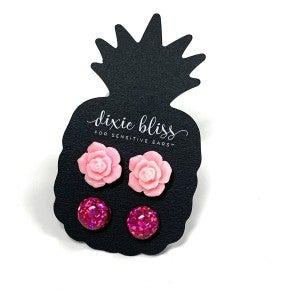 Dixie Bliss Minnie Earring Set