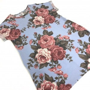 Let's Begin Anew Floral Dress