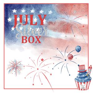 July Silver Box