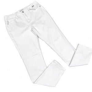 "Judy Blue ""Keep It Casual"" White Jeans"