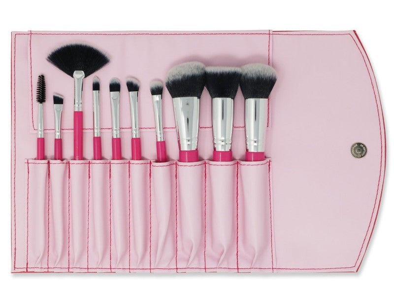 Barbie Girl Makeup Brush Set