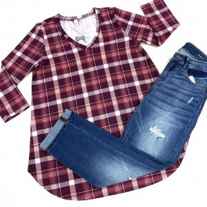Rock Out Gingham Style