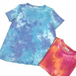Your Basic TieDye Tee