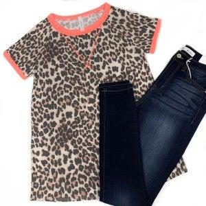 Secret Obsession Leopard Top