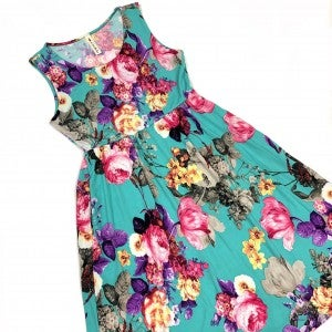 Until We Meet Again Floral Dress